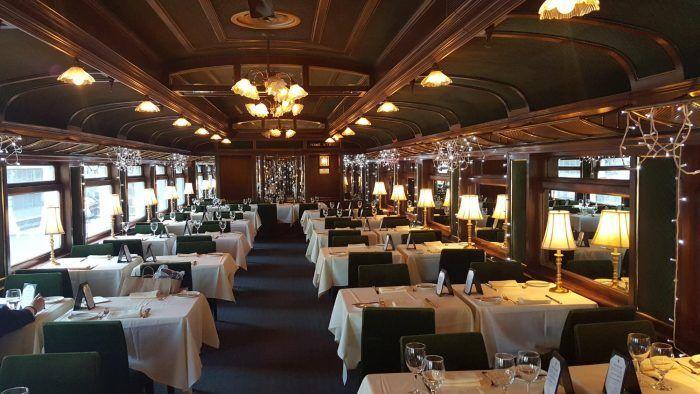 9 Le Train Bleu New York City Interesting Dinning