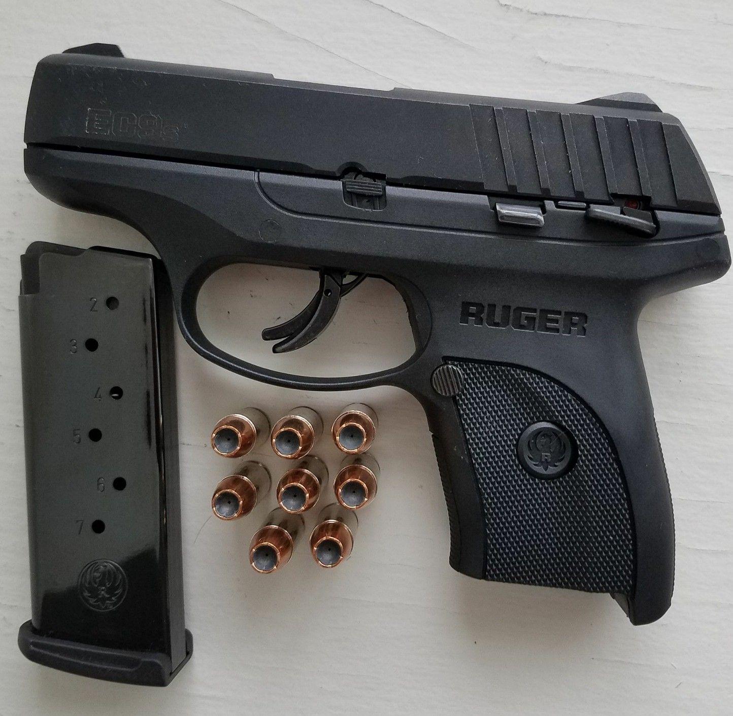 Ruger EC9S | Guns | Guns, Hand guns