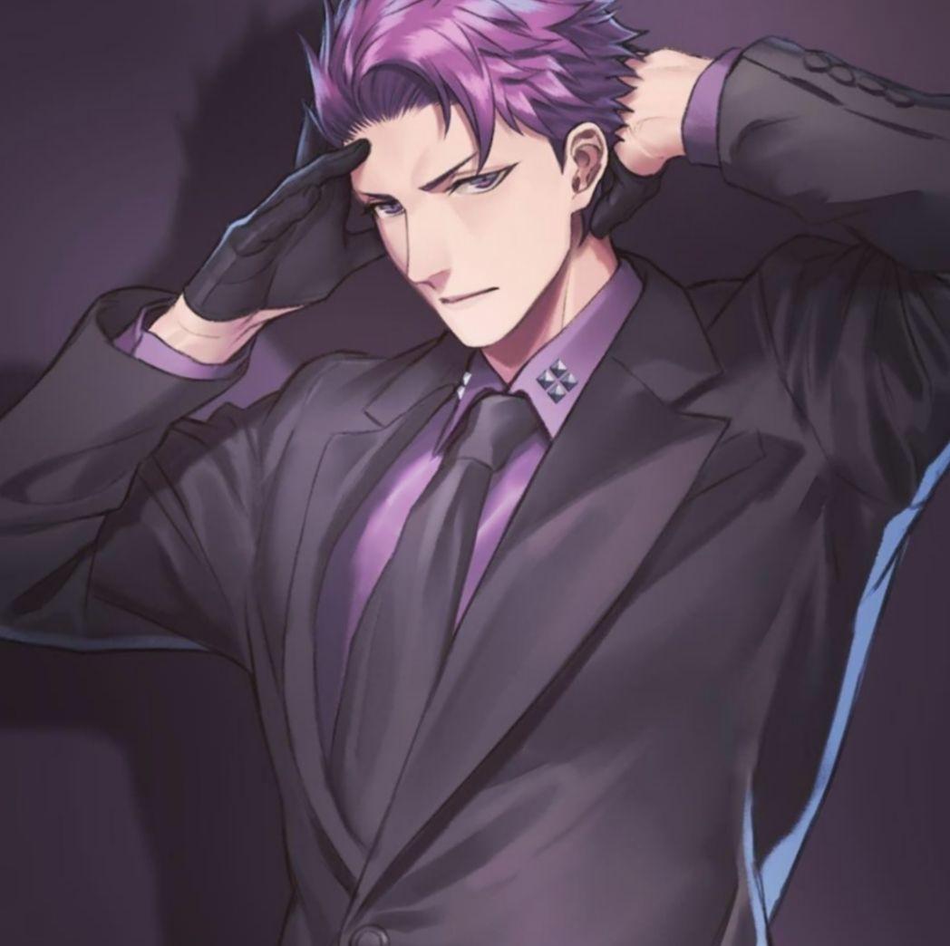 15 Anime Guys Suit Glasses Anime Guys Cute Anime Guys Anime