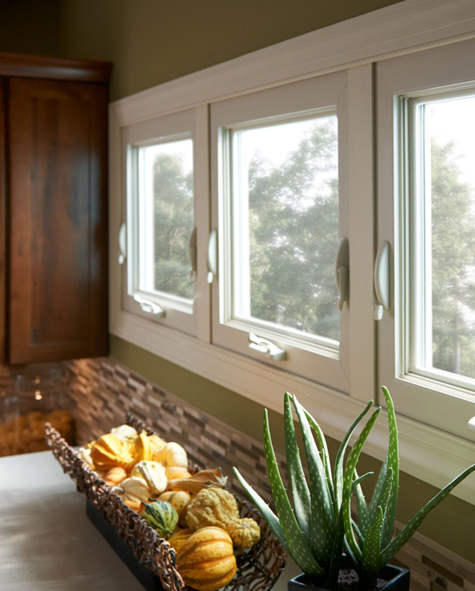 Where Does An Awning Window Fit Into Your Home The Window Seat Windows Window Awnings House Design