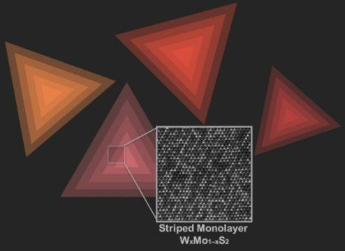 Controlling the properties of matter in two-dimensional crystals  #Chemistry #Condensedmatterphysics #Crystal #crystallography #Liquidcrystals #Matter #nature #Periodicgraph #Photoniccrystal #Softmatter #Technology_Internet Check more at https://scifeeds.com/social-media-item/controlling-the-properties-of-matter-in-two-dimensional-crystals/