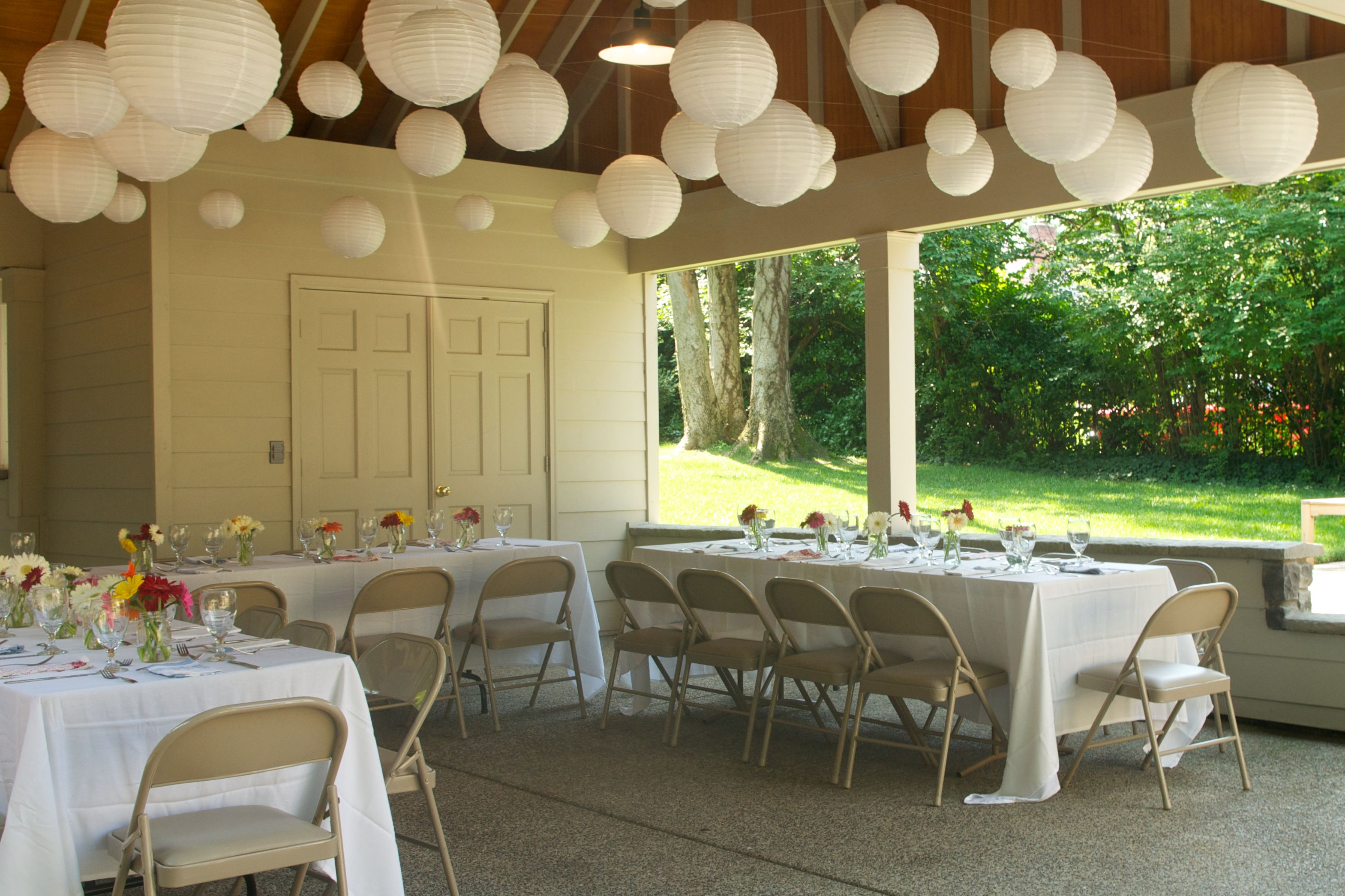 Party In Carport Carport Outdoor Party House Inspiration