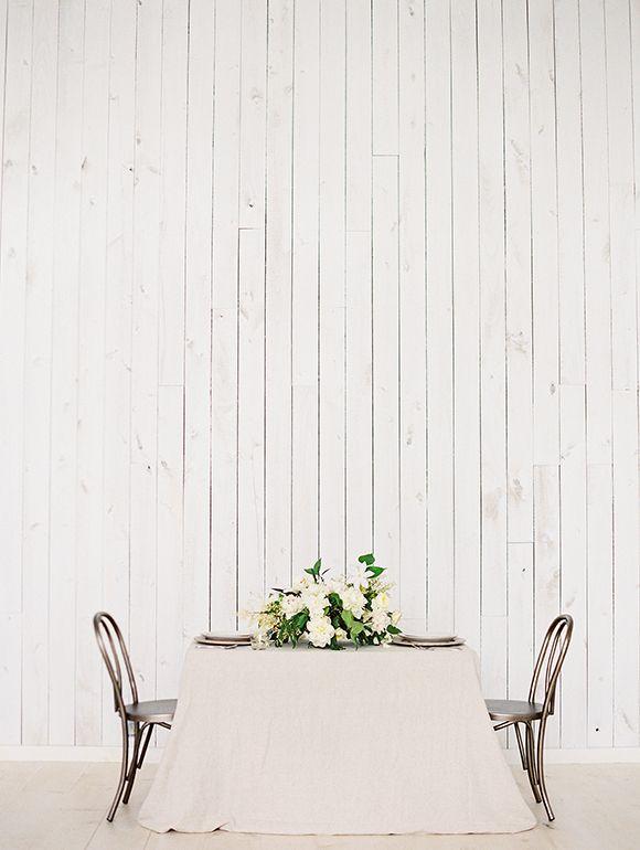 Minimalistic Bridal Beauty Inspiration   Wedding Sparrow   Lauren Peele Photography