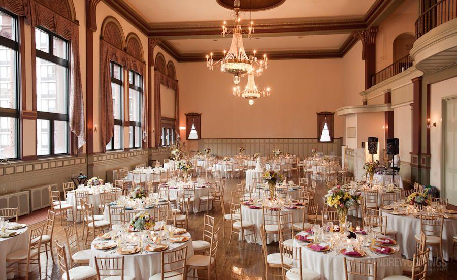 More Germania Place weddings Chicago wedding venues