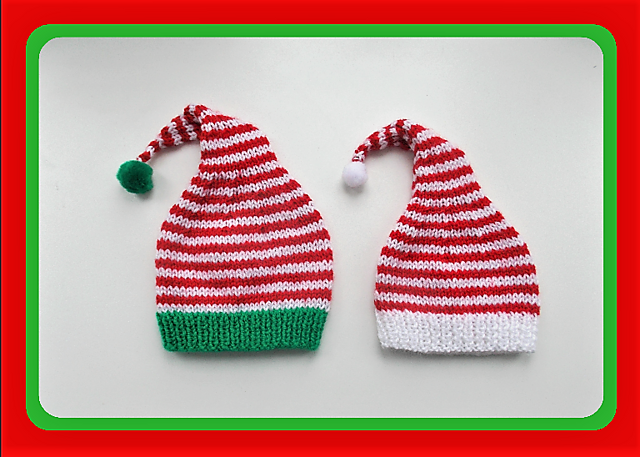 Knitting Patterns Galore Little Elf Baby Hat Knitting