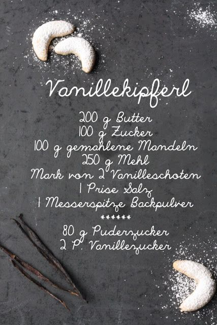 Photo of Vanillekipferl
