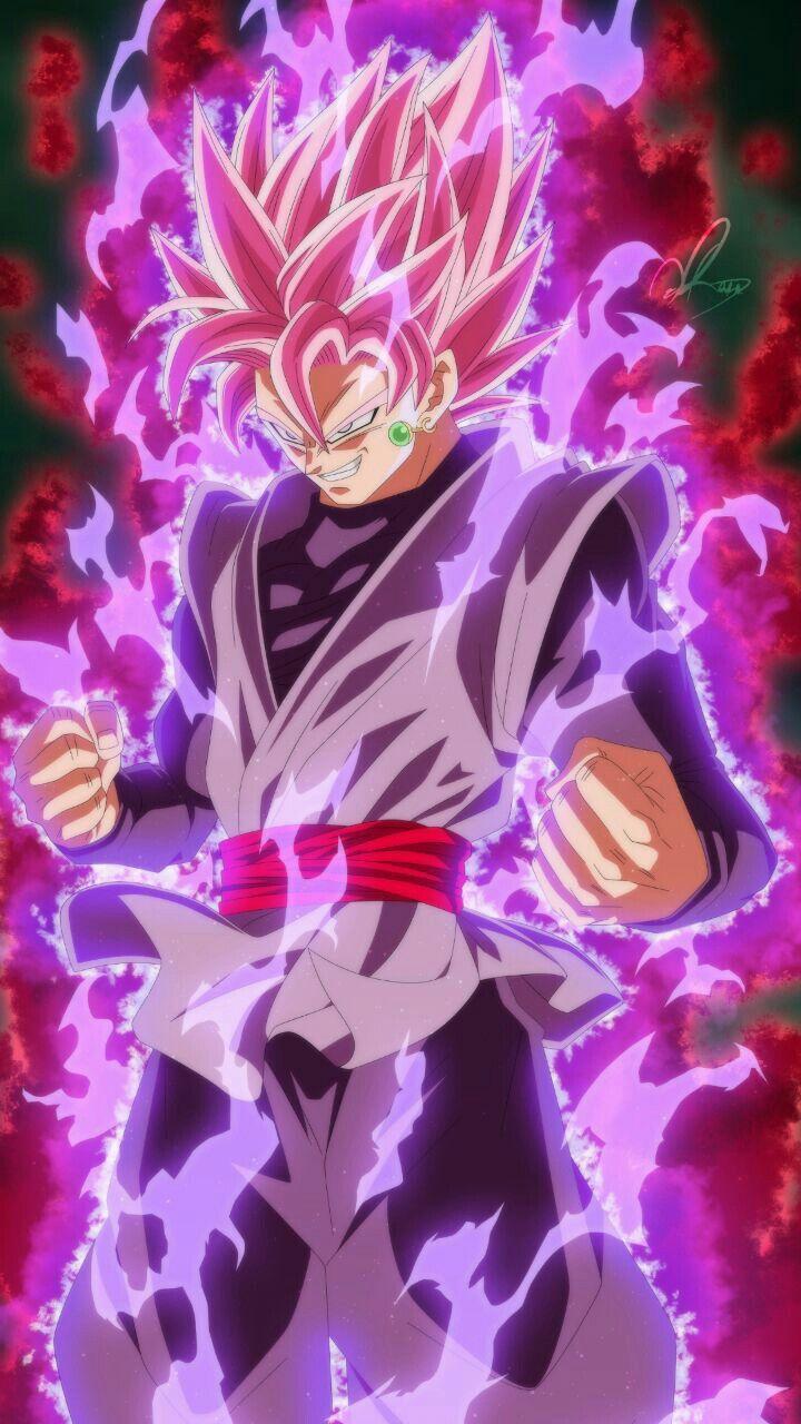 Pin By Justin B On Goku Black Dragon Ball Super Manga Dragon