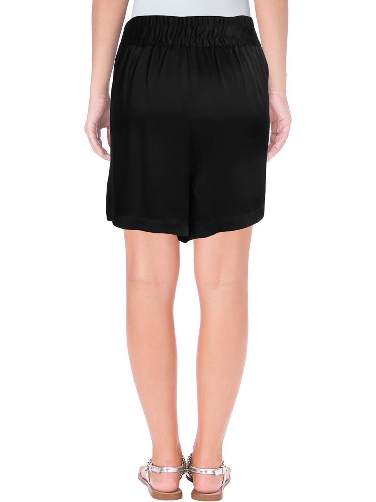 1 State Womens Satin High Waist Dress Shorts Womens Satin State High Waist Dress Shorts Short Dresses High Waist Dress [ 1600 x 1200 Pixel ]