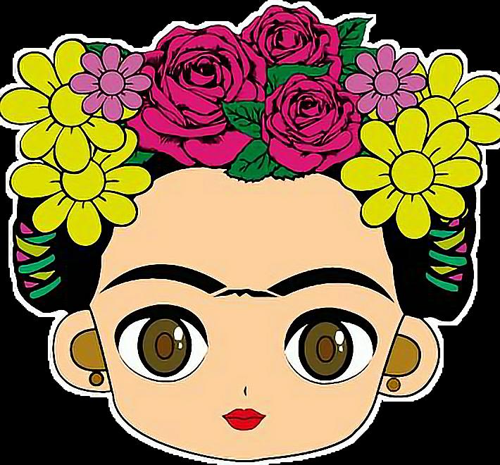 Download And Share Clipart About Resultado De Imagem Para Frida Kahlo Dibujos Animados Cara Frida Kahlo Dibu In 2021 Frida Kahlo Cartoon Kahlo Paintings Mexican Doll