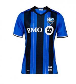 MLS Soccer Toddlers Montreal Impact Home Replica Jersey Blue