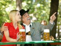 Biergarten   Bayerischer Brauerbund
