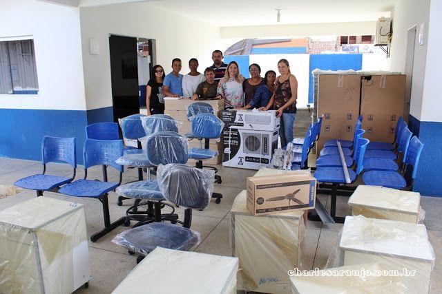 Santa Filomena Atual: Prefeitura trabalhando a todo vapor para abertura ...