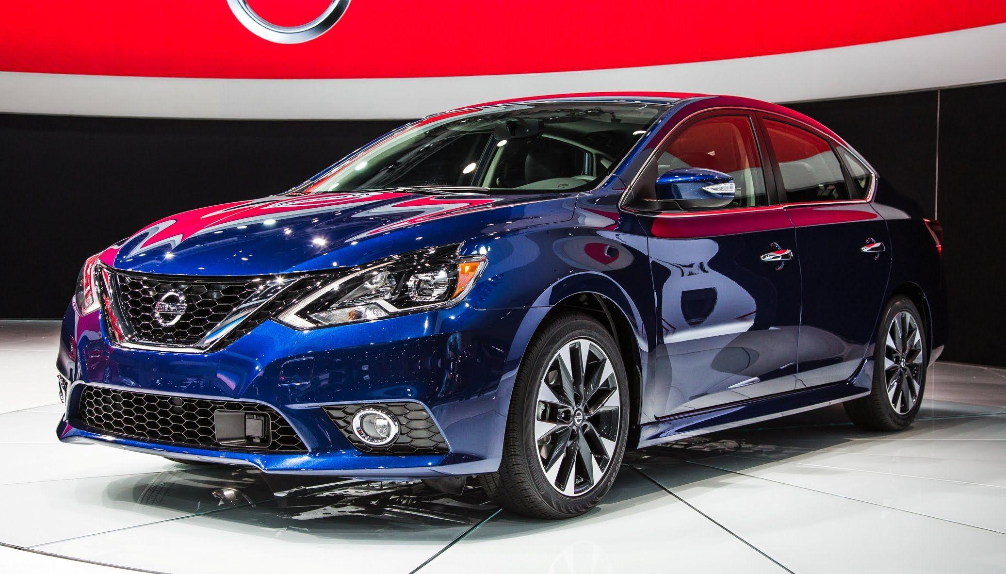 2016 Nissan Sentra La Auto Show 2015 Nissan Sentra La Auto Show Nissan