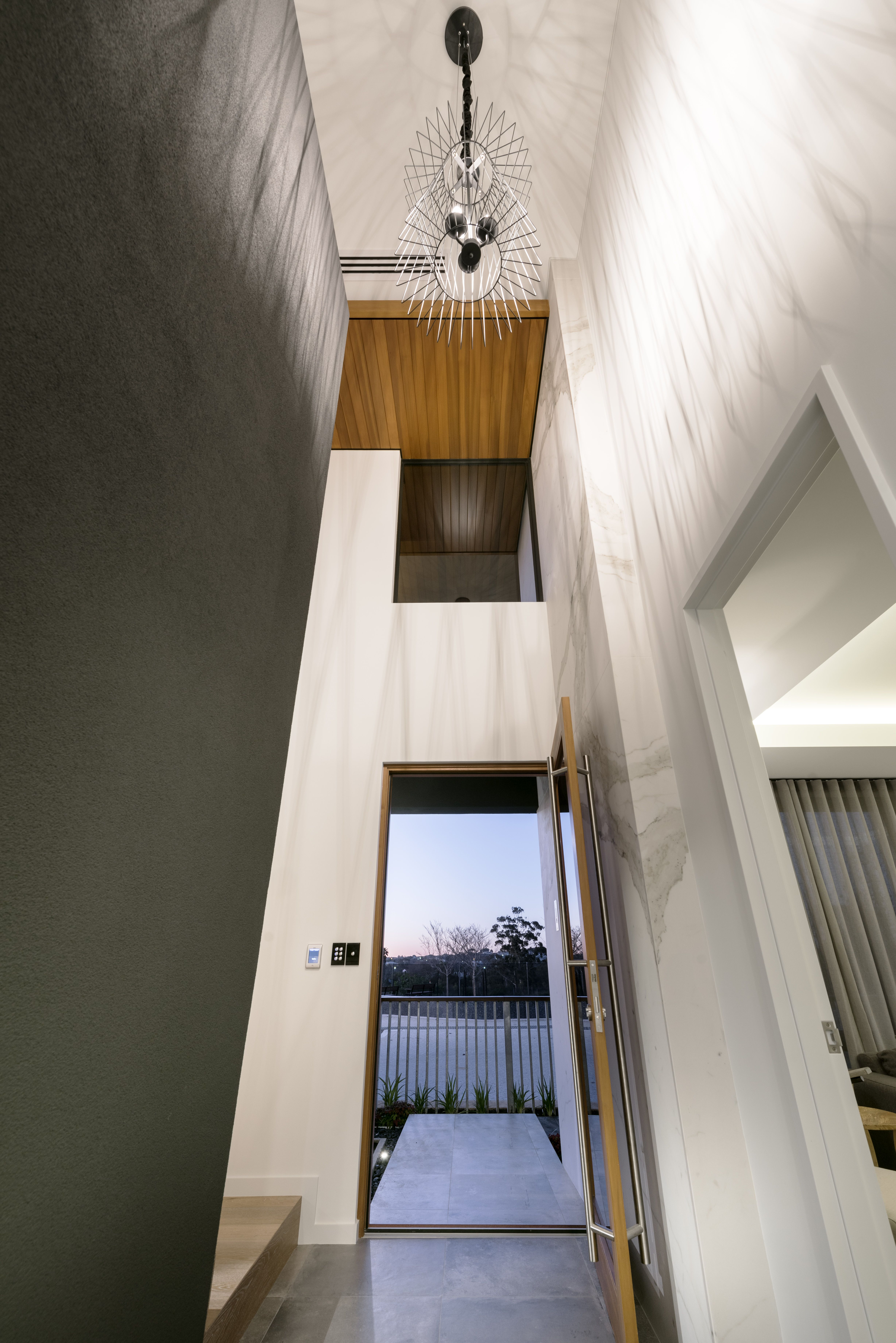 Wonderful Wall Cladding With Calacatta Matte Bella Marmi Series. An Exquisite Design  For A Home By Ideas
