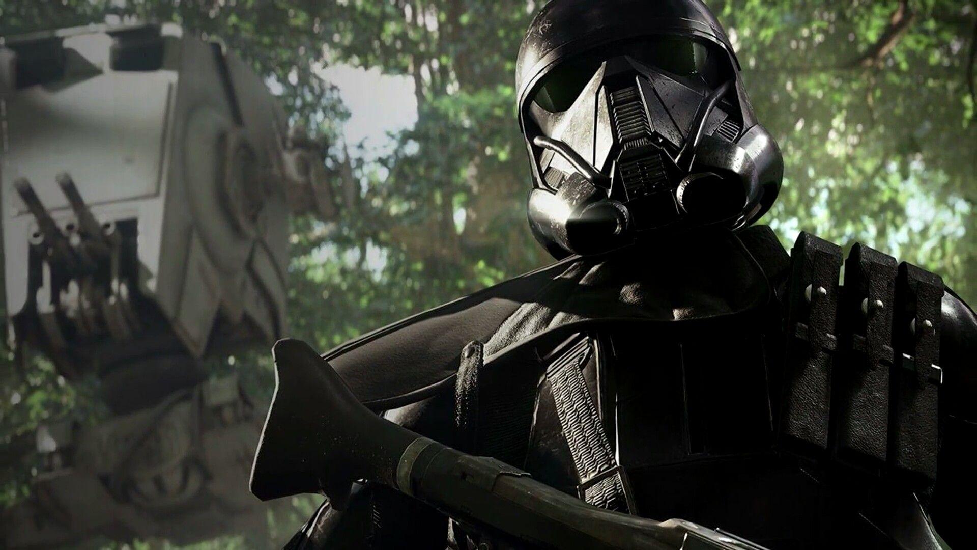 Star Wars Battlefront II Death Trooper