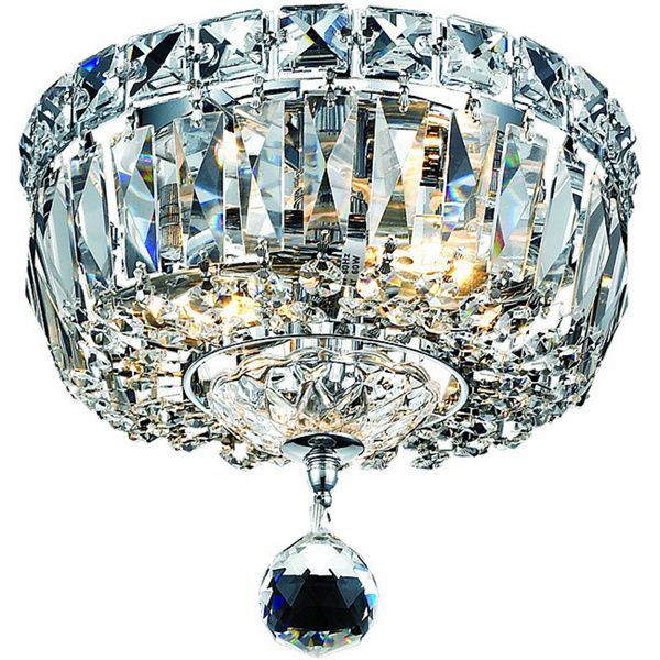 Christopher Knight Home Chrome 2-Light Chandelier - Overstock™ Shopping - Great Deals on Christopher Knight Home Chandeliers & Pendants