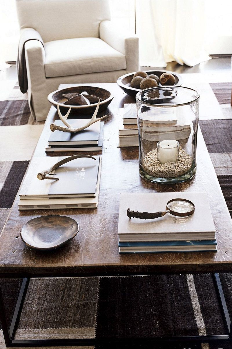 8 Easy and Simple Styles to Decorate Your Coffee Table In Minutes images