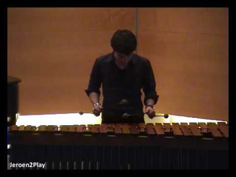 Spanish Dance Kai Stensgaard On Marimba