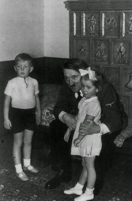 Everything, Adolf hitler concentration camps