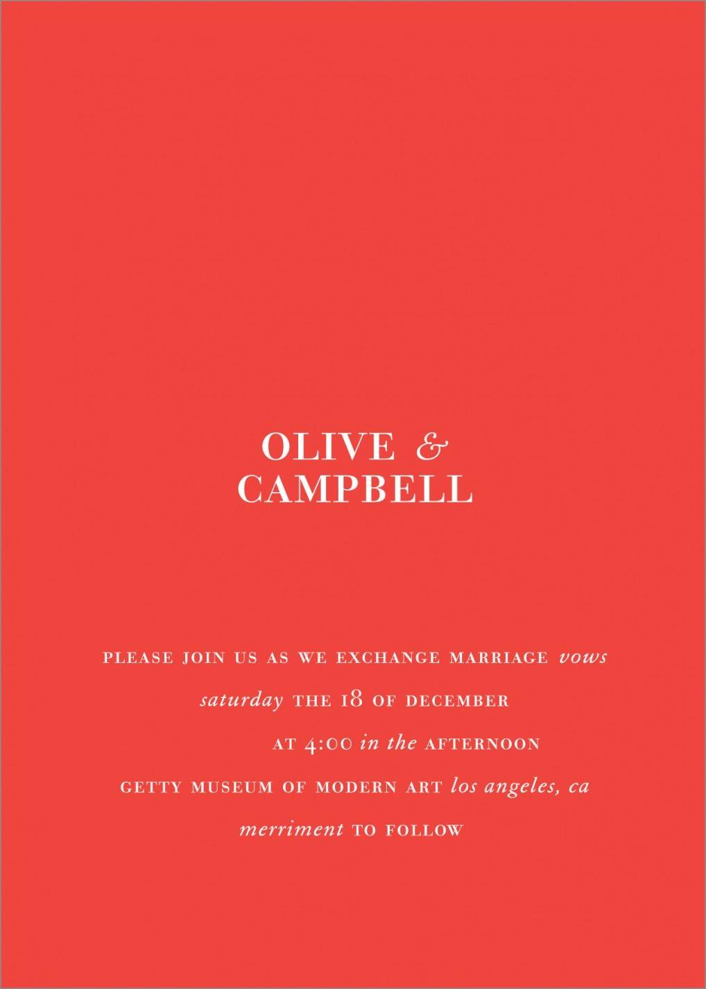 Metropolitan Wedding Invitations | parties & weddings | Pinterest ...
