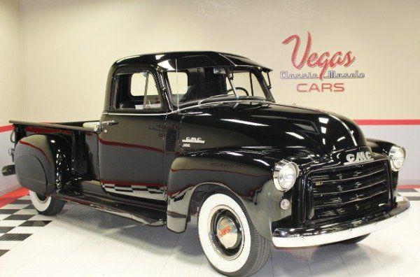 Vintage car truck