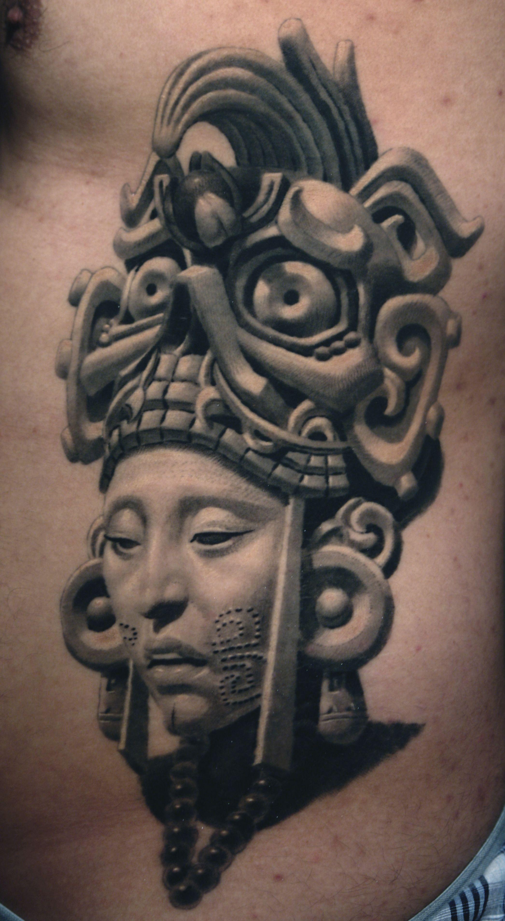 Maya Headdress Sergio Sanchez Timeline Gallery San Pedro