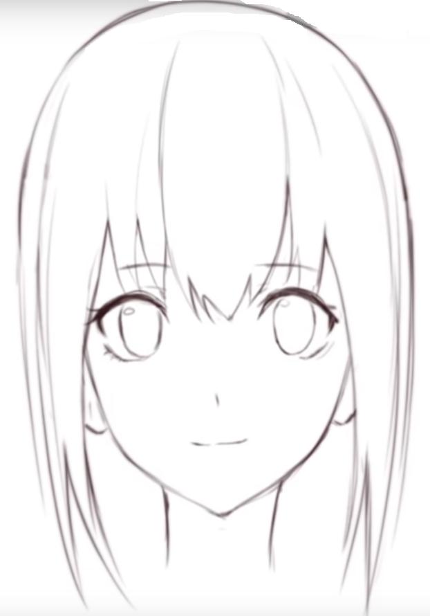 Como Desenhar Um Anime Passo A Passo Facil 3 Desenhar Bonito Em 2020 Desenho De Olhos Anime Olhos De Anime Tutoriais De Desenho Anime