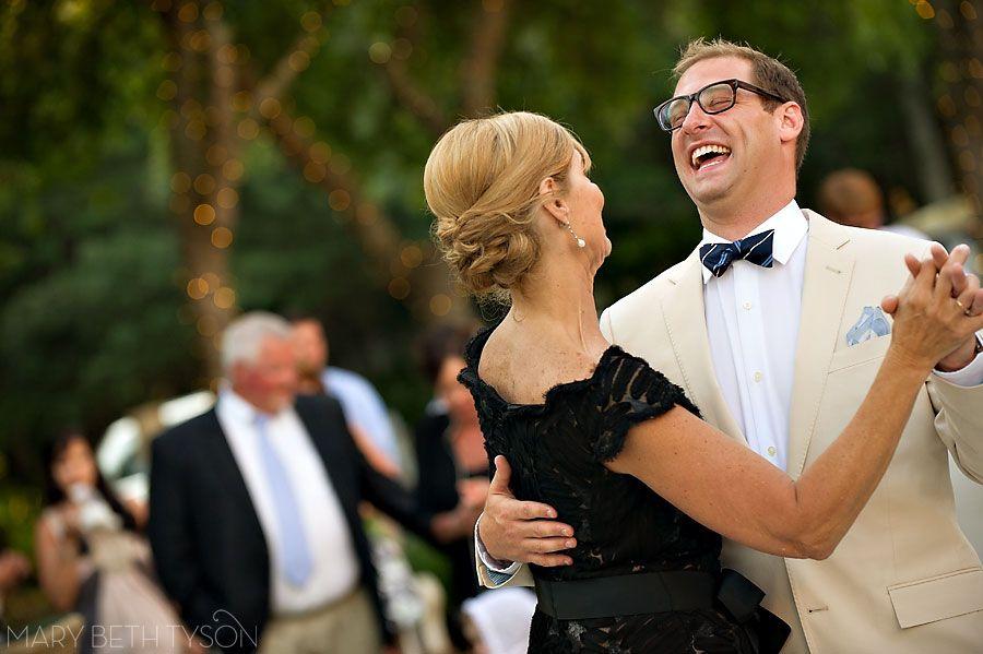 Mary Beth Tyson Photography - Mom and Son Dance at Carillon Weddings
