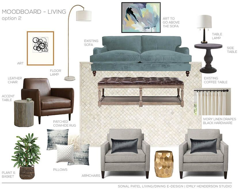 A Modern Eclectic Family Room Emily Henderson Eclectic Living Room Modern Eclectic Living Room Living Room Designs