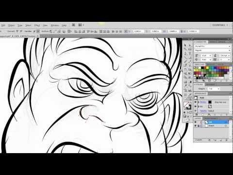 Coloring Tutorial Adobe Illustrator