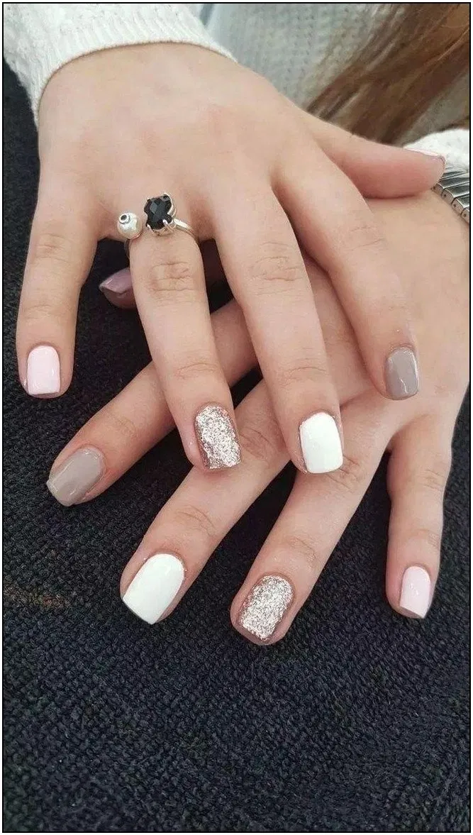 Pin by Kim Adams on Nails in 2020