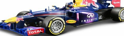 Maisto 1 18 R C Red Bull RB9 2013 Radio Control F1 Car Maisto R C Red Bull  RB9 2013 Radio Controlled F1 Car  b  in 1 18 scale replicates the Formula  One ... 14fa731187d40