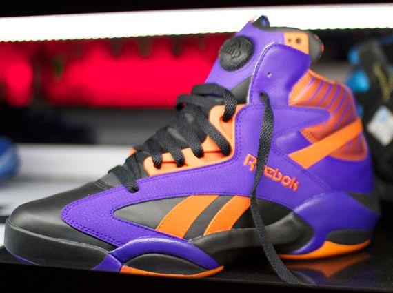 huge selection of 354f8 00e33 Reebok Shaq Attaq Phoenix Suns