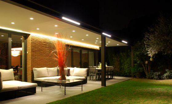 Led en tu terraza led en tu terraza pinterest - Iluminacion terraza ...