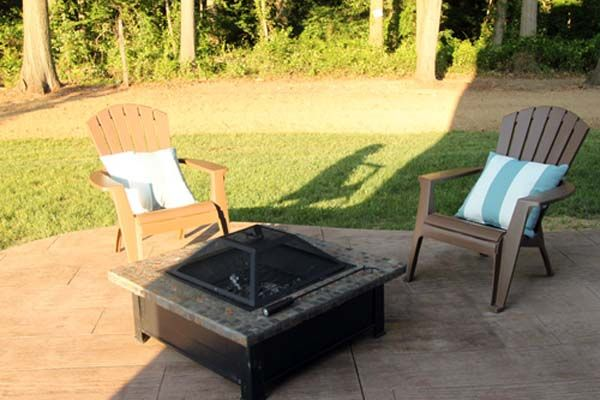 Plastic Adirondack Chairs Lowes | Home Interior Design | Pinterest | Plastic  Adirondack Chairs, Lowes And Patios
