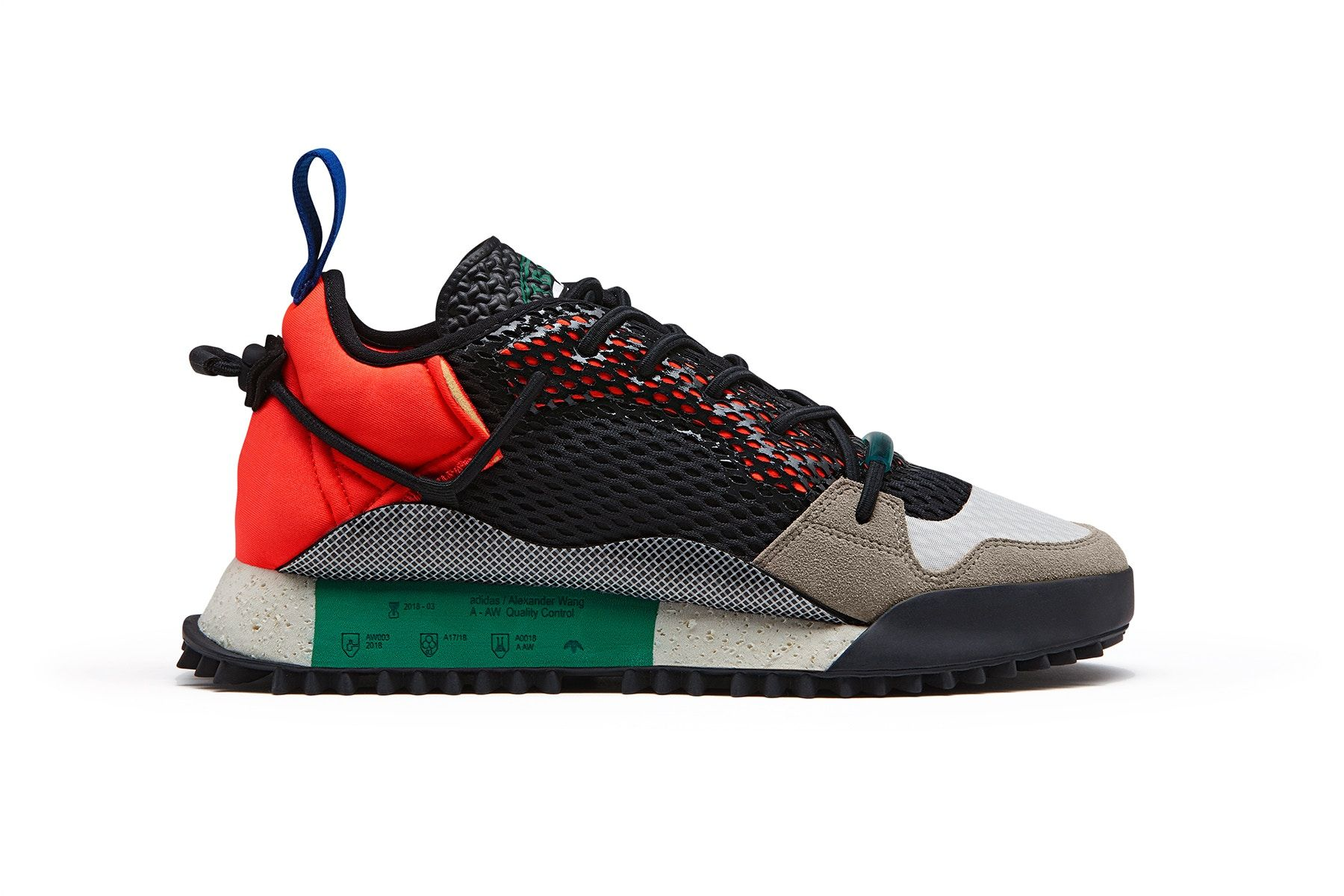 According to Alexander Wang's Latest Collection with Adidas