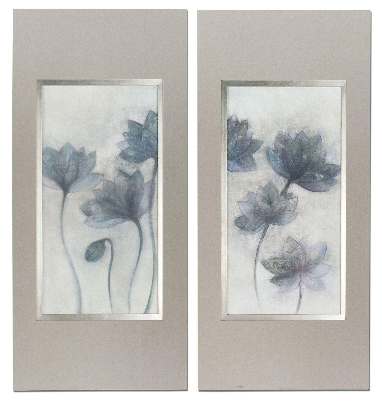 Floral Art,S/2