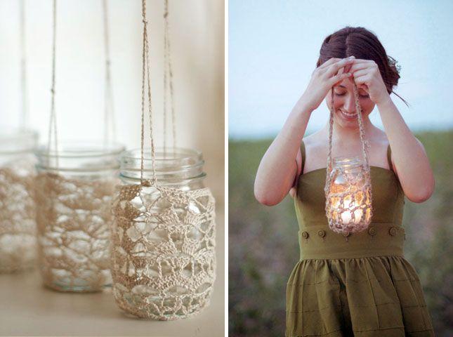 100 Clever Ways to Repurpose Mason Jars via Brit + Co.