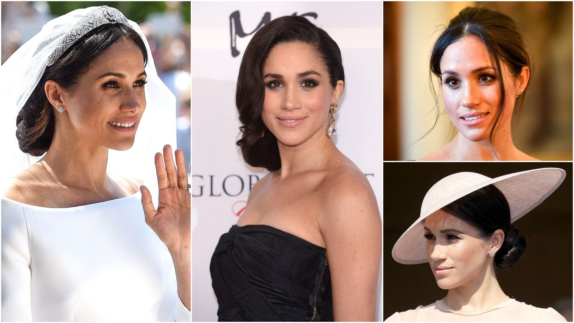 Meghan Markle Haircuts 25 Royal Hair Look Jetzt Zu Kopieren Die Frisur Hair Styles Hair Looks Cool Hairstyles