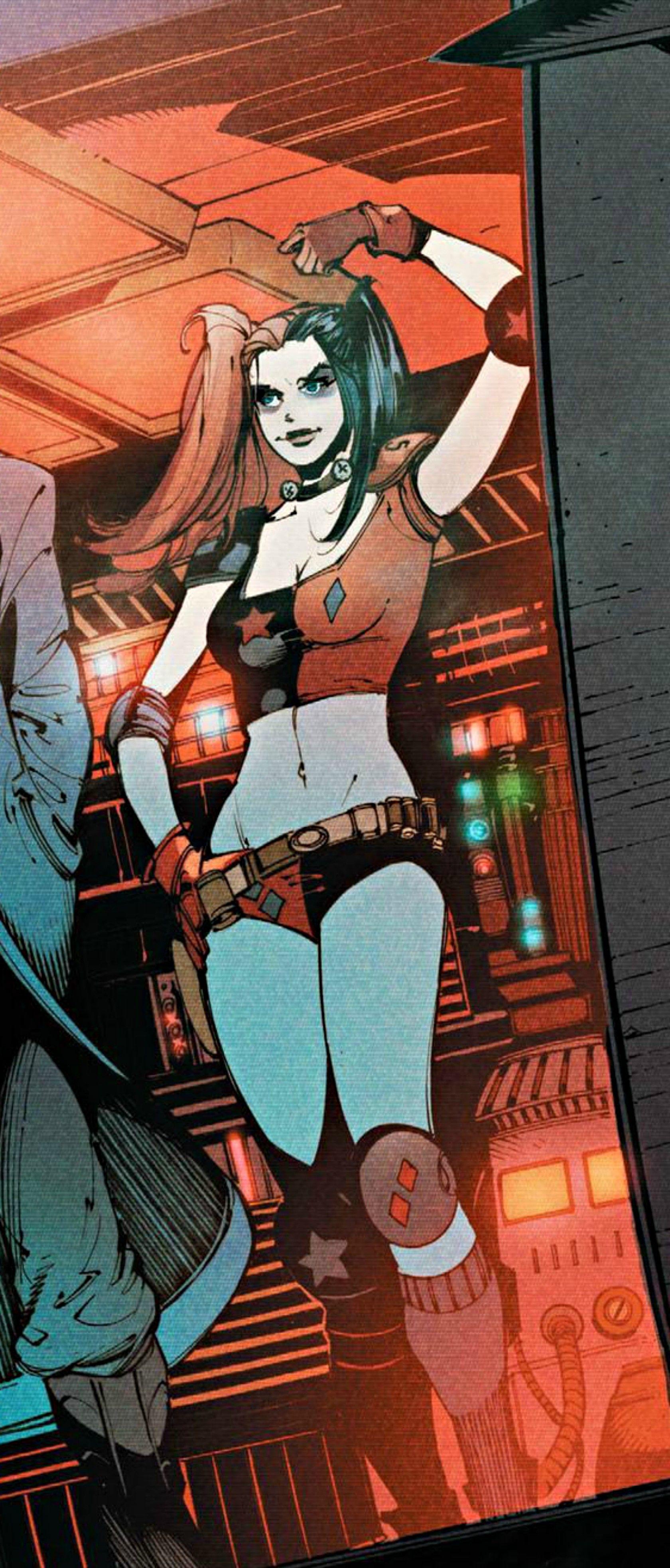 Pin On My Fave Comic Gal Harley Quinn
