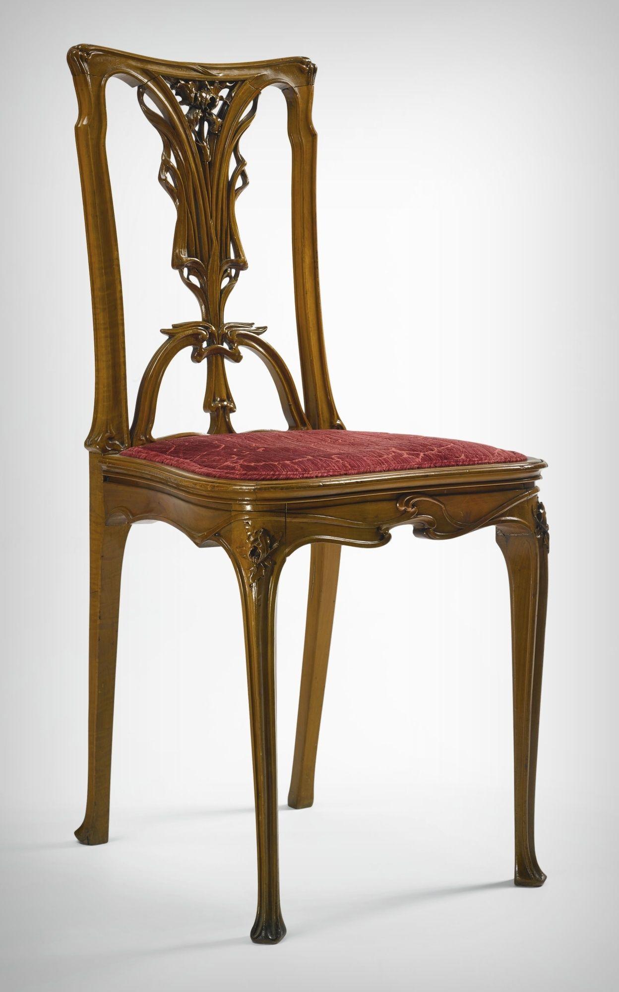 Epingle Par Eric Leclerc Sur Art Nouveau Meubles Art Nouveau Chaise Fauteuil Interieur Art Deco