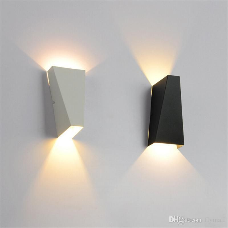 Wholesale Cheap Brand 10w Led Modern Light Up Down Wall Lamp