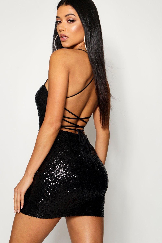 30 00 Sequin Strappy Back Bodycon Dress Sequin Strappy Back Bodycon Dress Vegan Skirts Sport Black Bodycon Dress Bodycon Dress 18th Birthday Outfit [ 1500 x 1000 Pixel ]