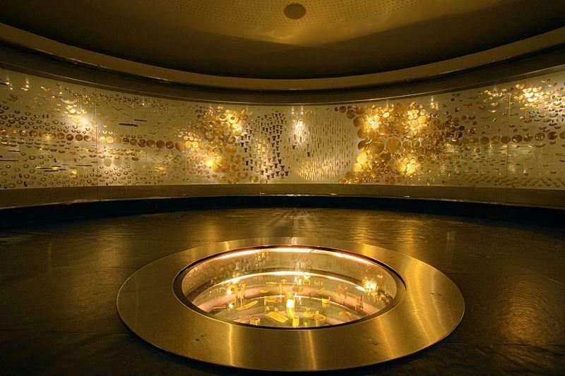 Resultado de imagen de Museo del Oro del Banco de la República bogota