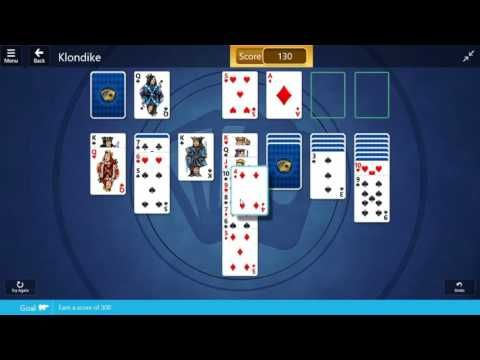 Microsoft Solitaire Collection - Klondike / 4th January 2017