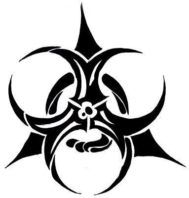 Biohazard Plaguebearers Pinterest Symbol Tattoos Tattoo And