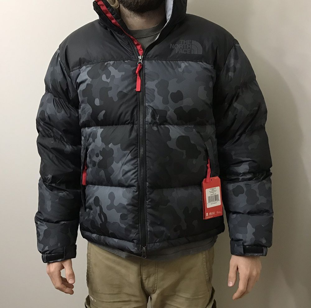 Ebay Sponsored The North Face Men S 1996 Retro Nuptse Jacket Dark Camo Medium Authentic New 1996 Retro Nuptse Jacket Retro Nuptse Jacket North Face Mens [ 991 x 1000 Pixel ]