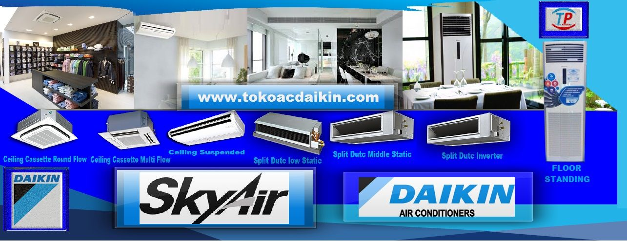 Sky Air Inverter Dan Non Inverter • DEALER RESMI AC DAIKIN