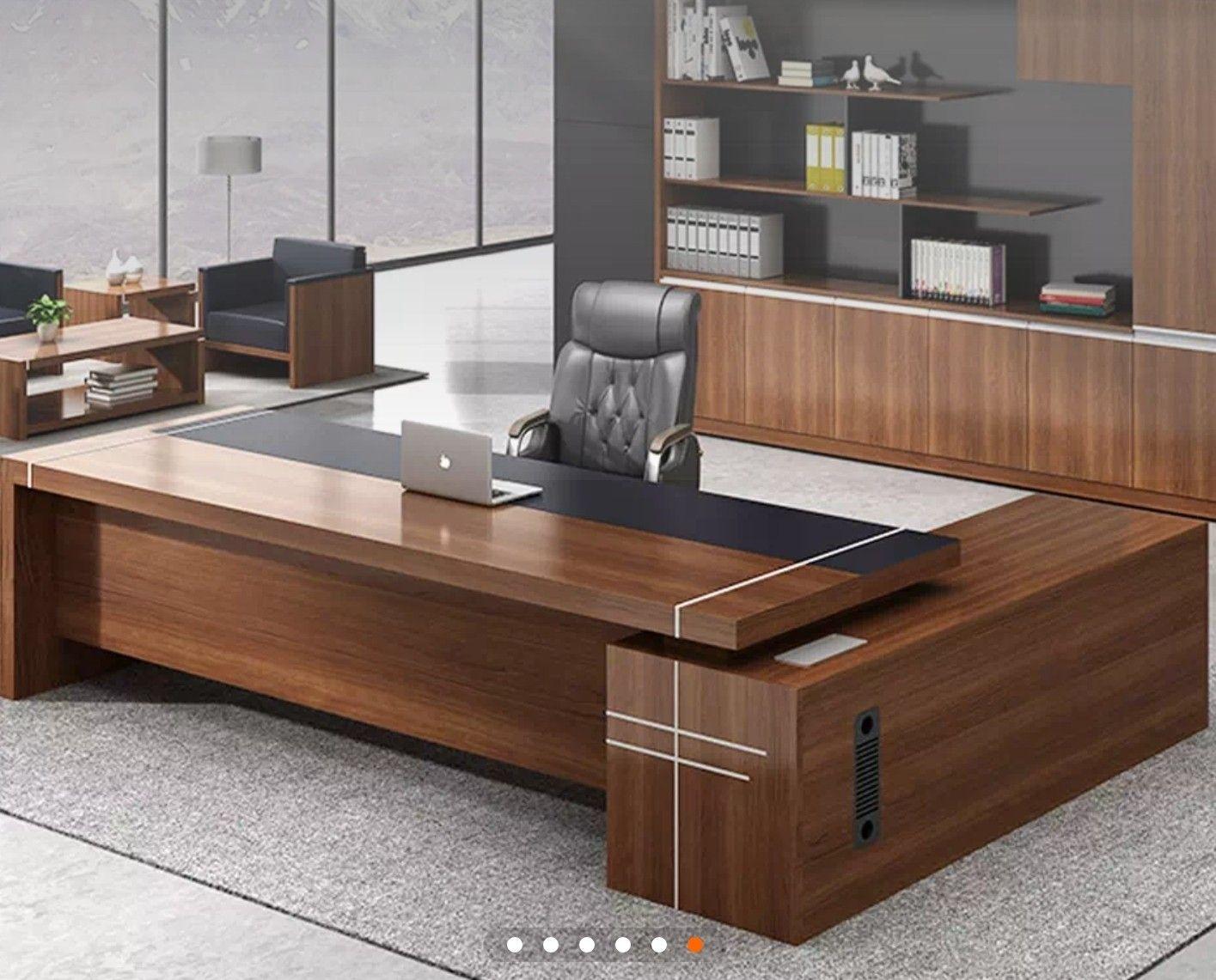 Fabulous Pin By Hazem Abo El Khair On Mkatb Styl Steel Wood Office In Download Free Architecture Designs Grimeyleaguecom