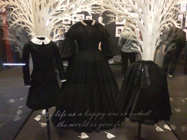 Queen Victoria Dresses   Kensington Palace Victoria Revealed Queen Victoria Exhibition